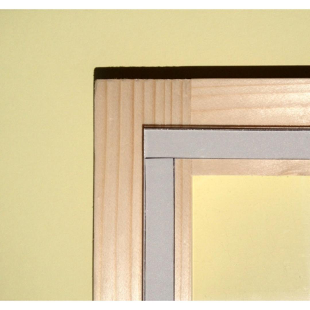 MagnetGlaze DIY Double Glazing per metre image 0