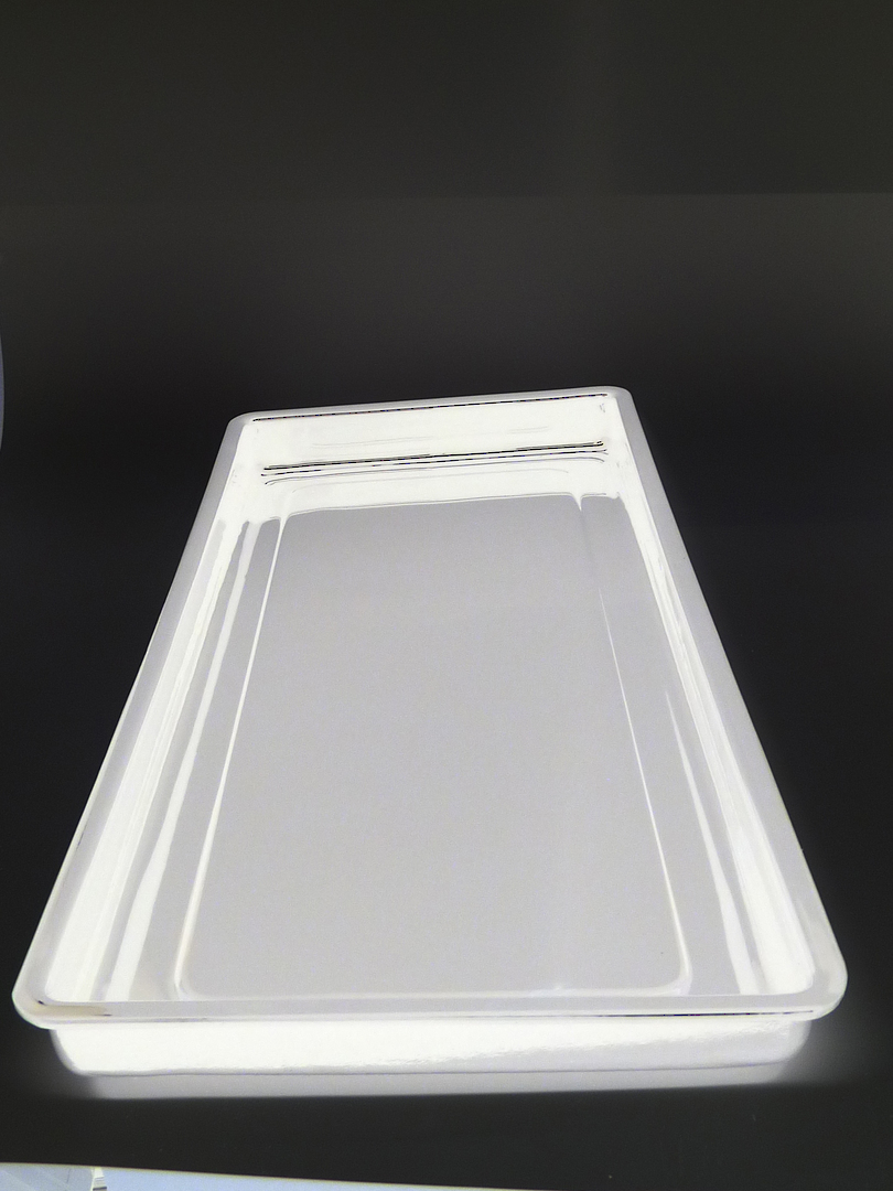 (Tray-022-ABSW) Tray 022 White image 0