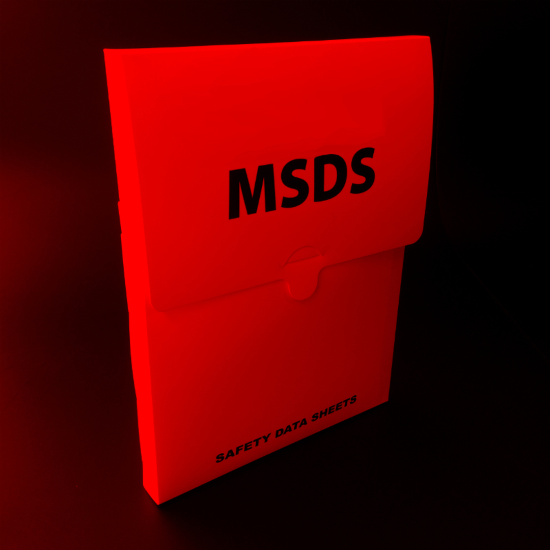 SDS Soft Pouch Red image 0
