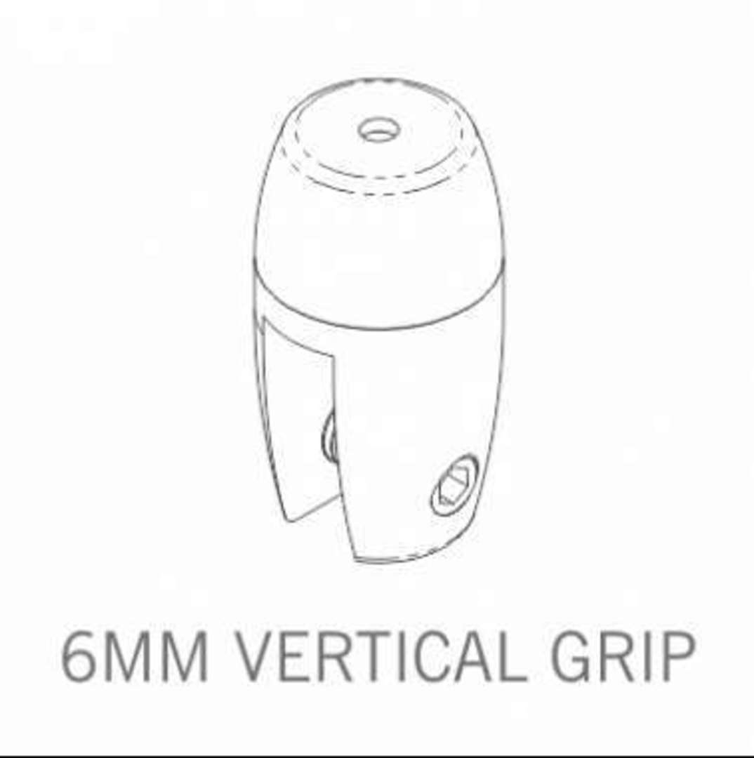 Axis Vertical Grip 6mm image 0
