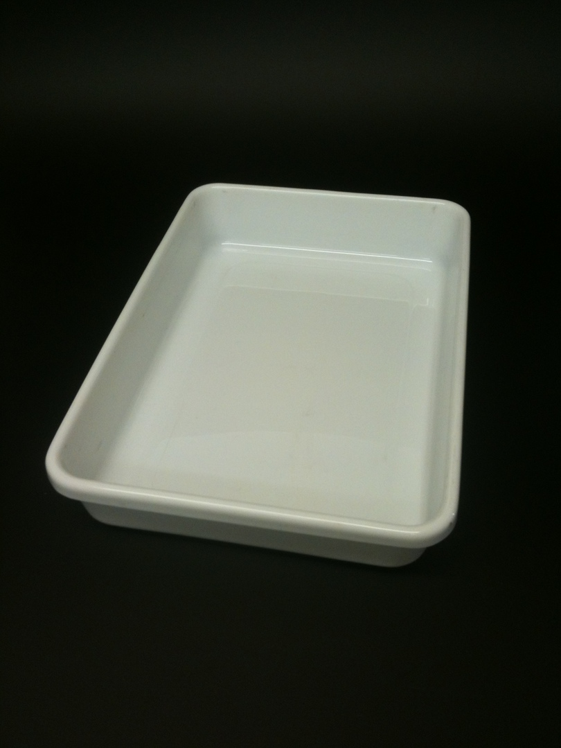 (Tray-FT335-4-ABSW) Tray FT335-4 White image 0