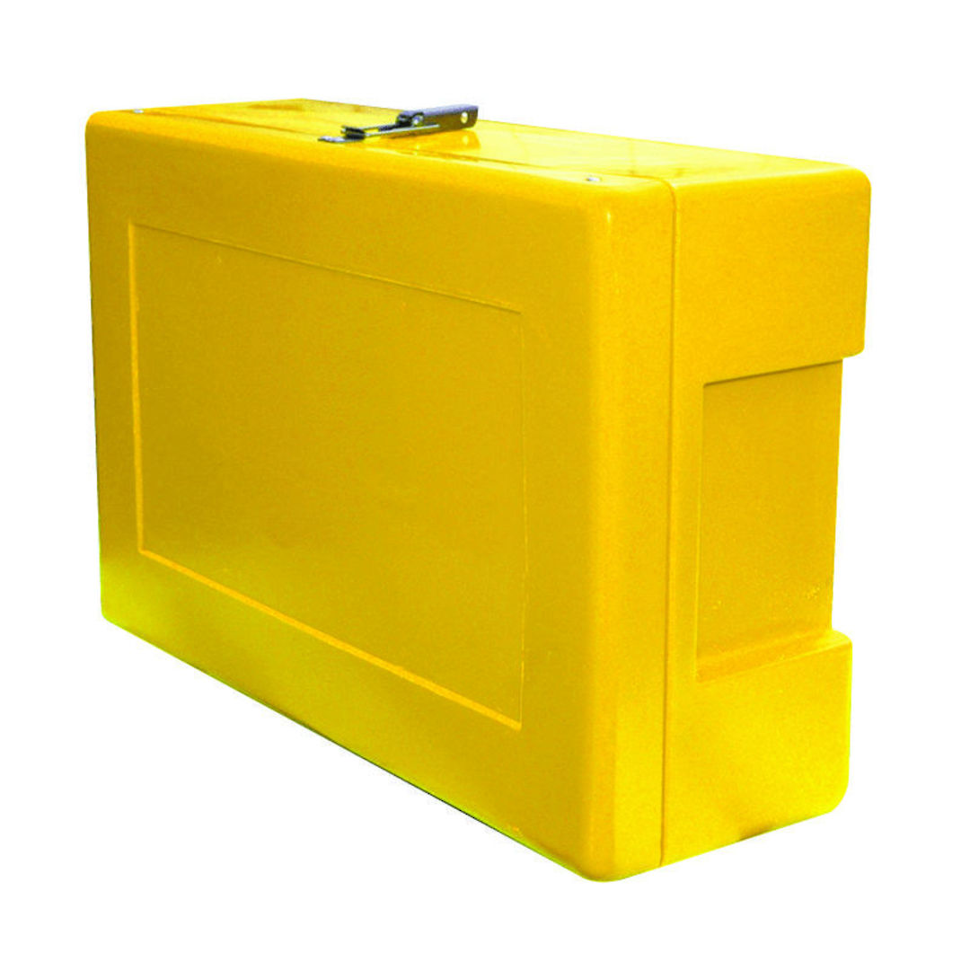 Site Safety Box Yellow image 0