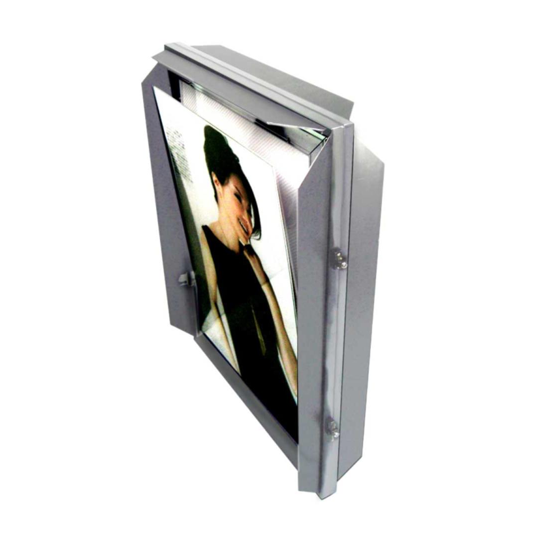 A2 Snap Frame LightFrame 7mm Ali D/Sided image 0