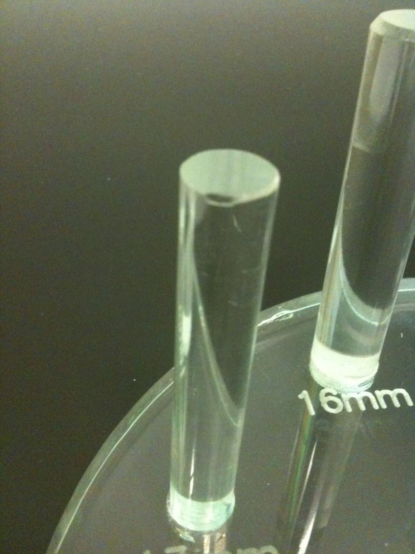 (ACR-Rod-12mm) 12mm Dia Acrylic Cast Rod 2m image 0