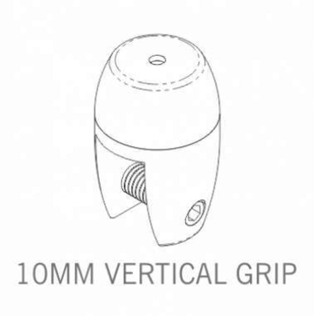 Axis Vertical Grip 10mm image 0