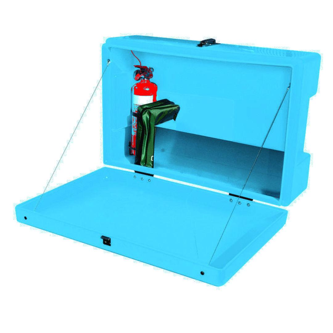 Site Safety Box Light Blue image 1