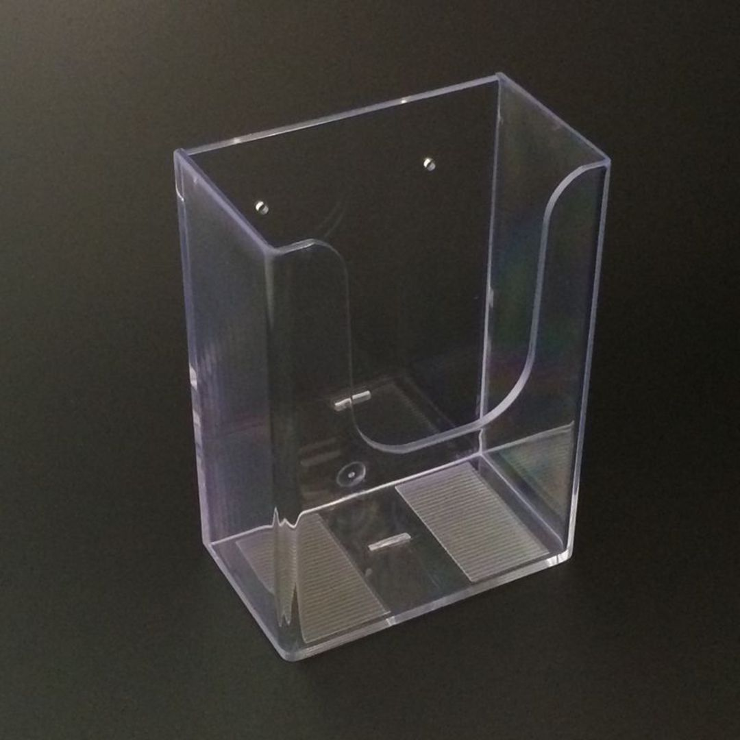 DLE Extra Capacity Wall/Desk Brochure Holder image 0