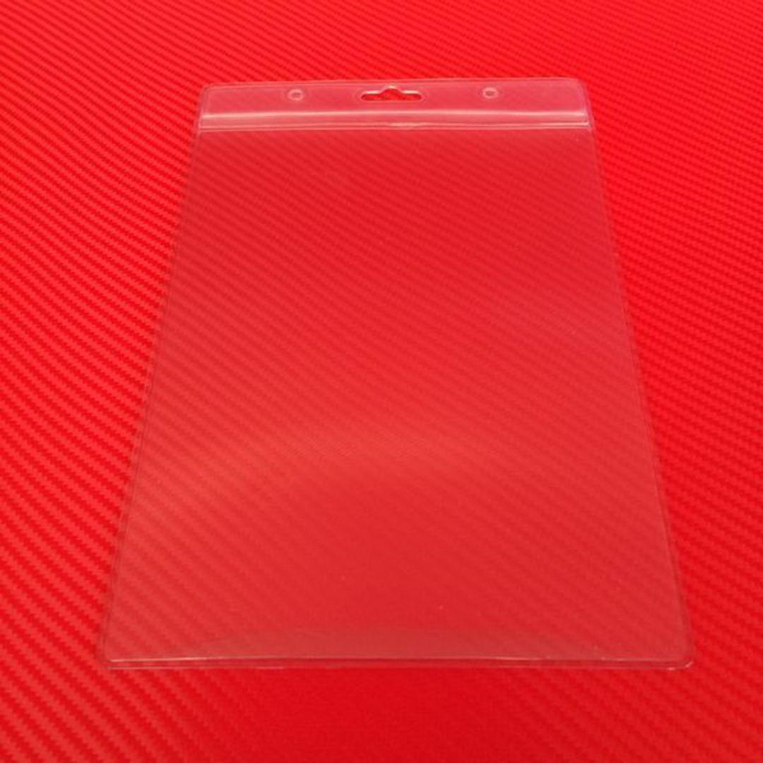 A4 Portrait Water Resistant Card Pocket image 0