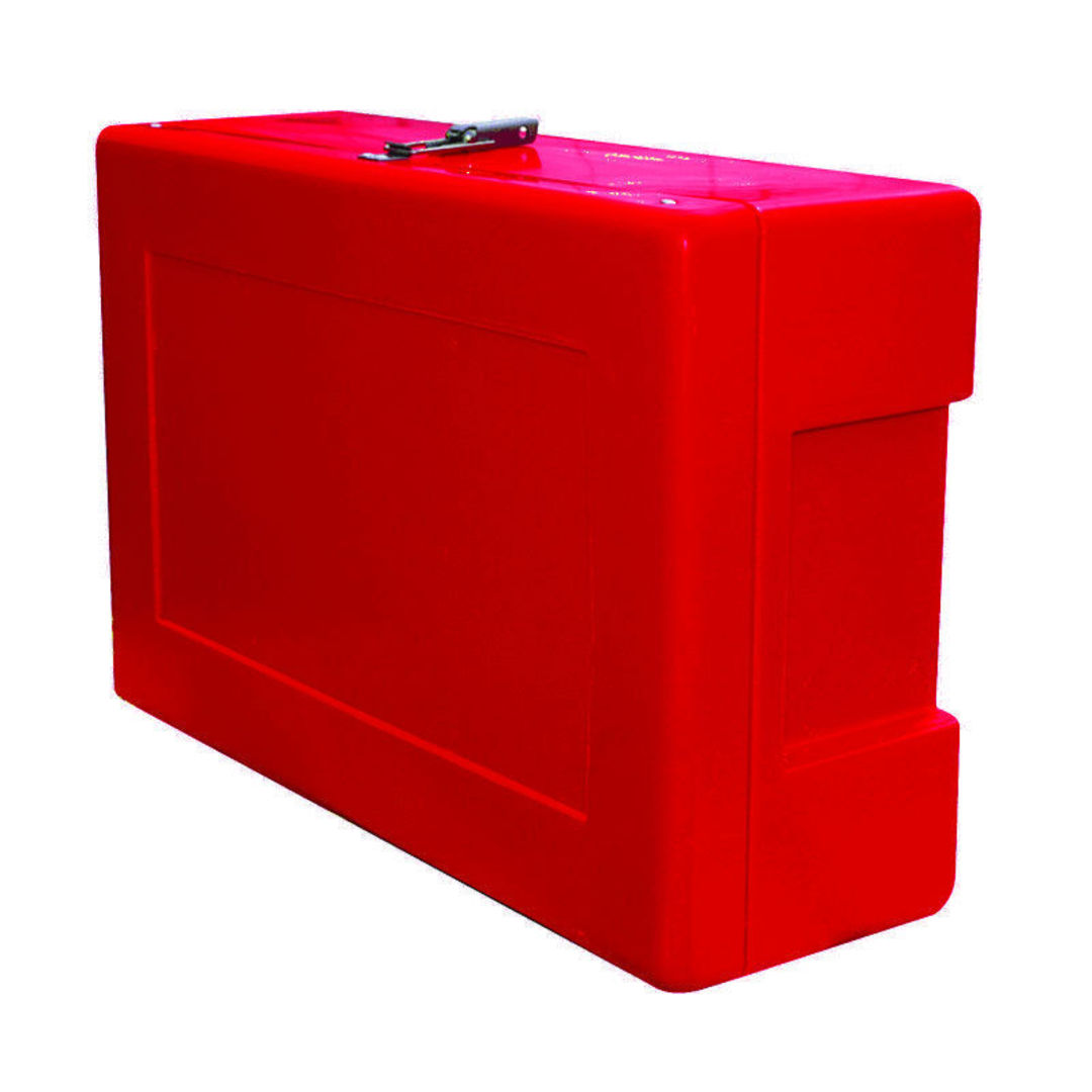 Site Safety Box Red image 0