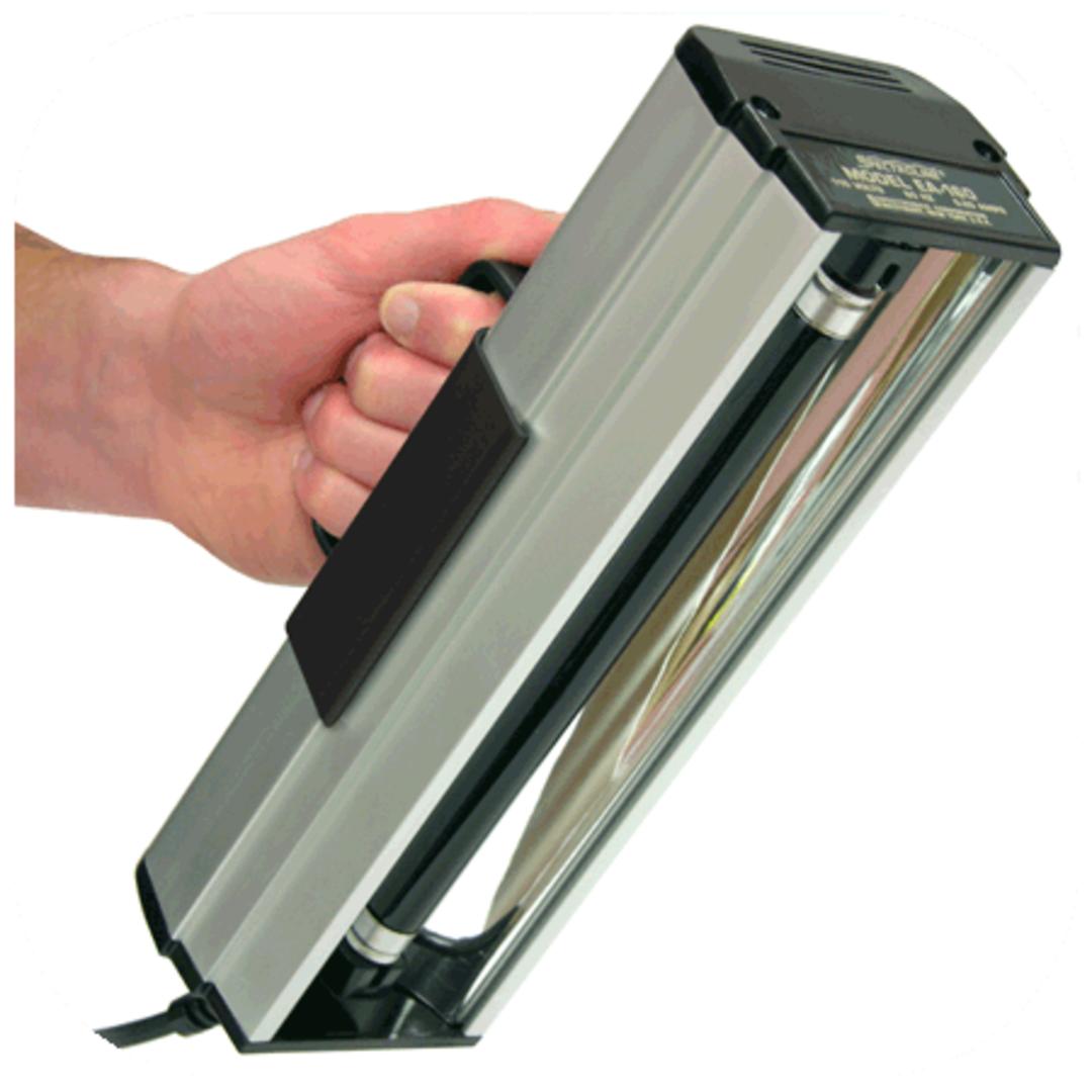 6 Watt Handheld 365mm UV Lamp image 0