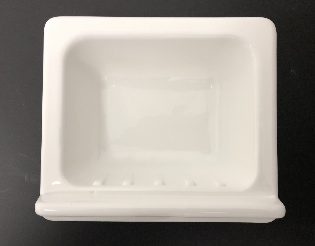 Shower Recessed Soap Dish image 1
