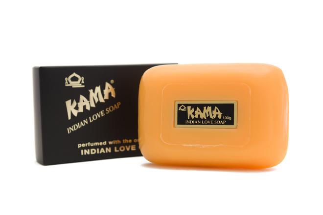 Kama Indian Love Soap image 0