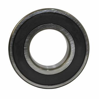 BALL BEARING 6001 2RS STAINLESS image 0