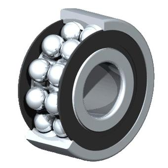 BALL BEARING 5206 2RS NIS image 0