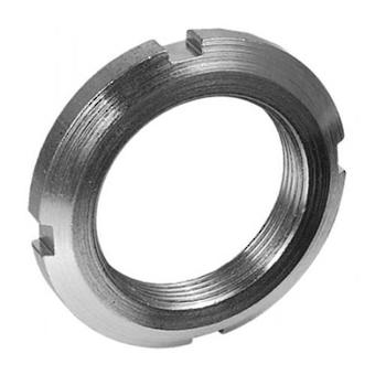 LOCK NUT AN24 4.3/4 x 12TPI image 0