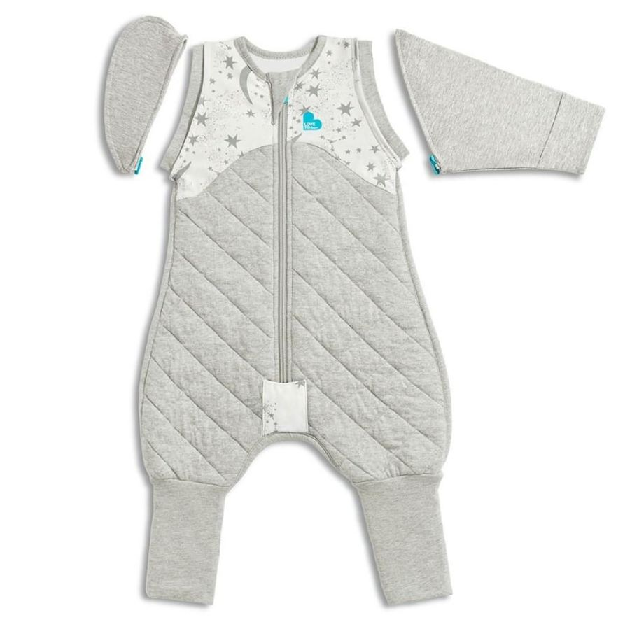 Love to Dream Swaddle Up Transition Suit 2.5 Tog White - Large image 0
