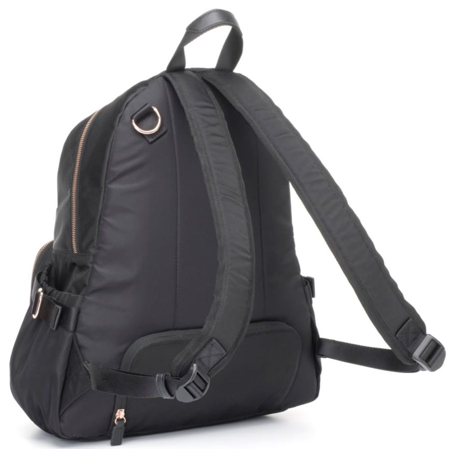 Storksak Hero Backpack Nappy Bag - Quilt Black image 4