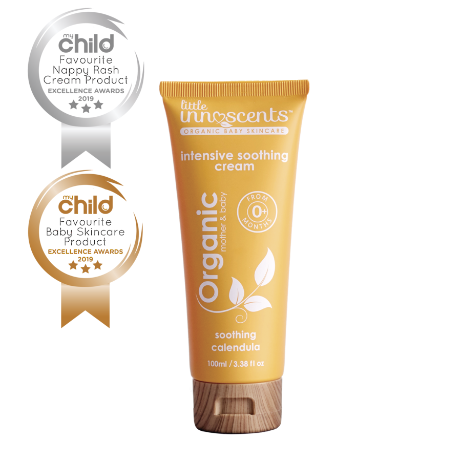 Little Innoscents Organic Baby Intensive Soothing Cream image 0