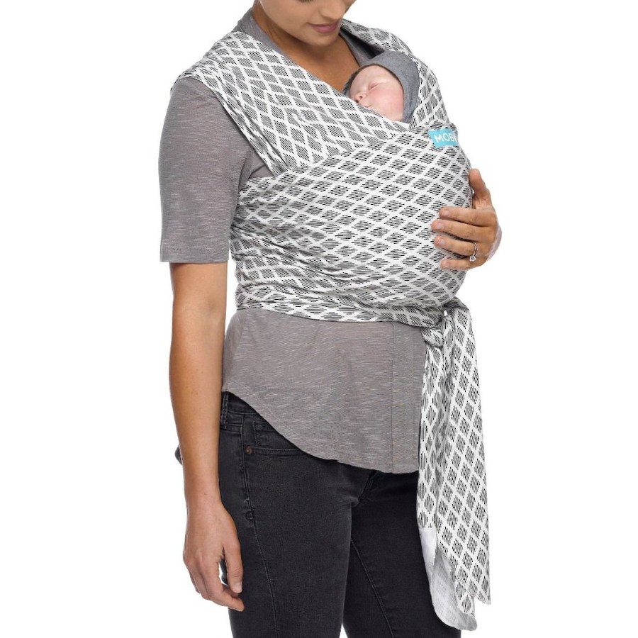 Moby Evolution Baby Wrap - Diamonds image 2
