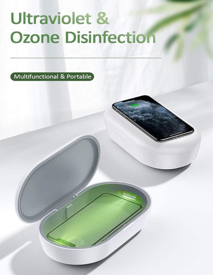 Sterilizer Wireless Charger image 0
