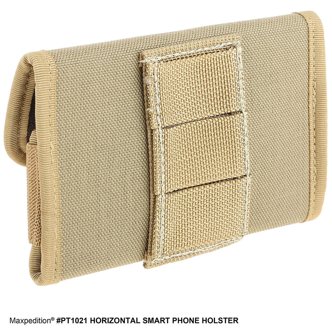 Maxpedition Horizontal Smart Phone Holster Khaki image 2