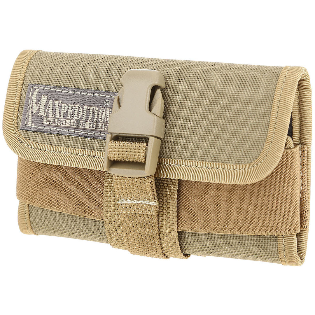 Maxpedition Horizontal Smart Phone Holster Khaki image 0