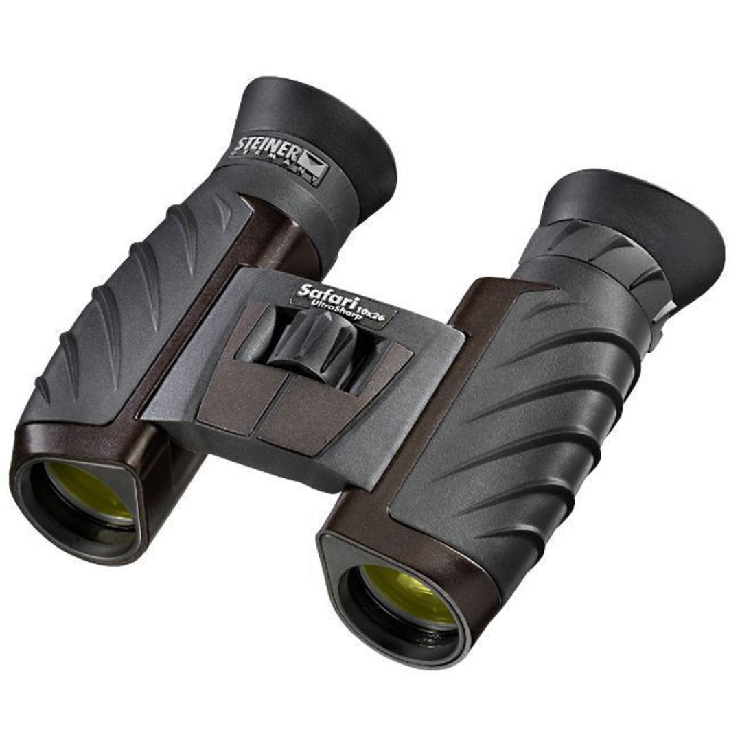 Steiner Binocular Safari UltraSharp 10x26 - 4477 image 0