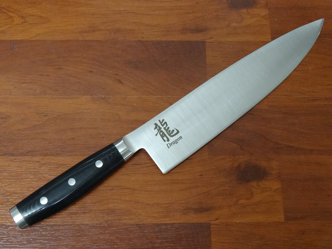 "Yaxell Dragon Japanese Chefs Knife 255mm / 10"" image 2"