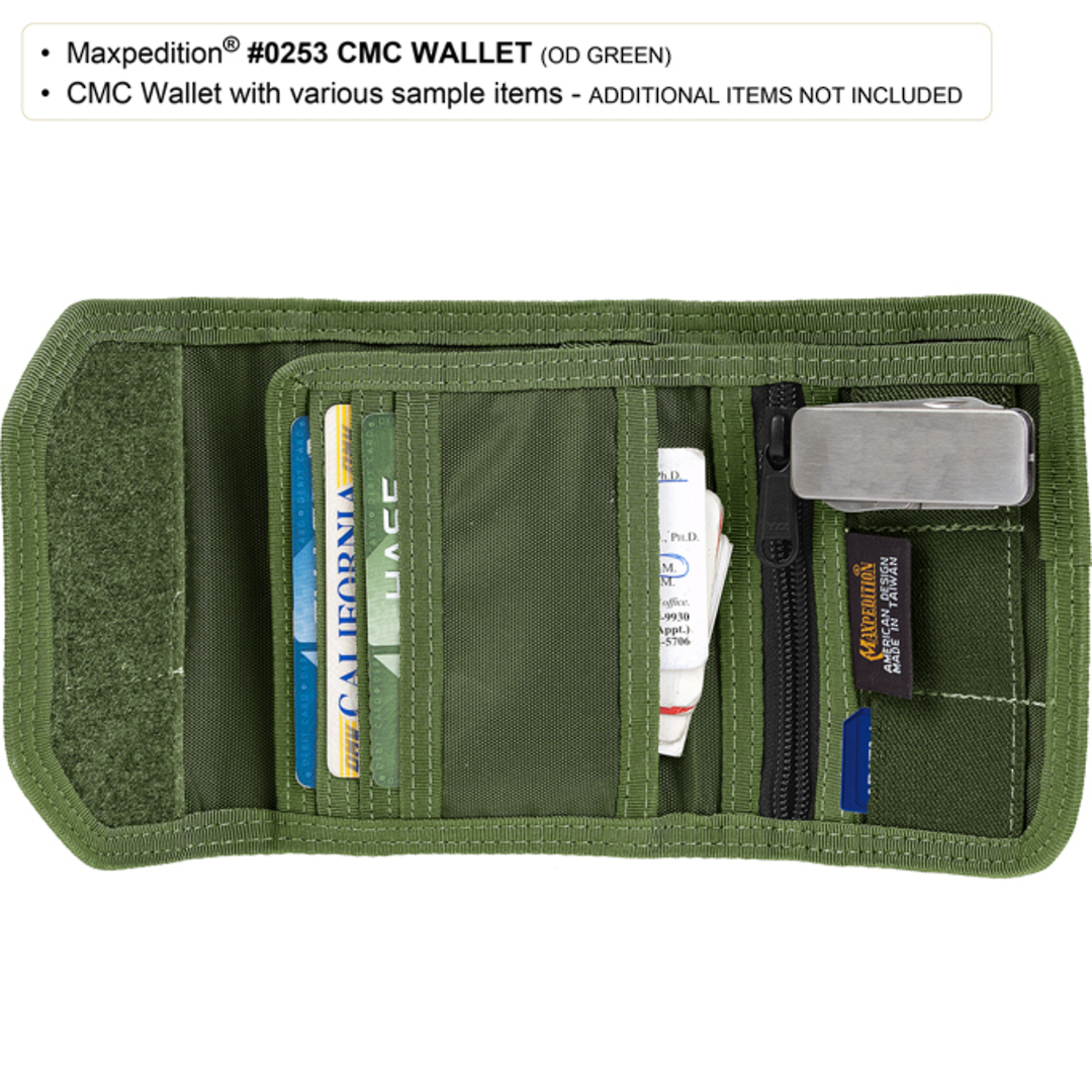 Maxpedition CMC Wallet - Khaki image 4