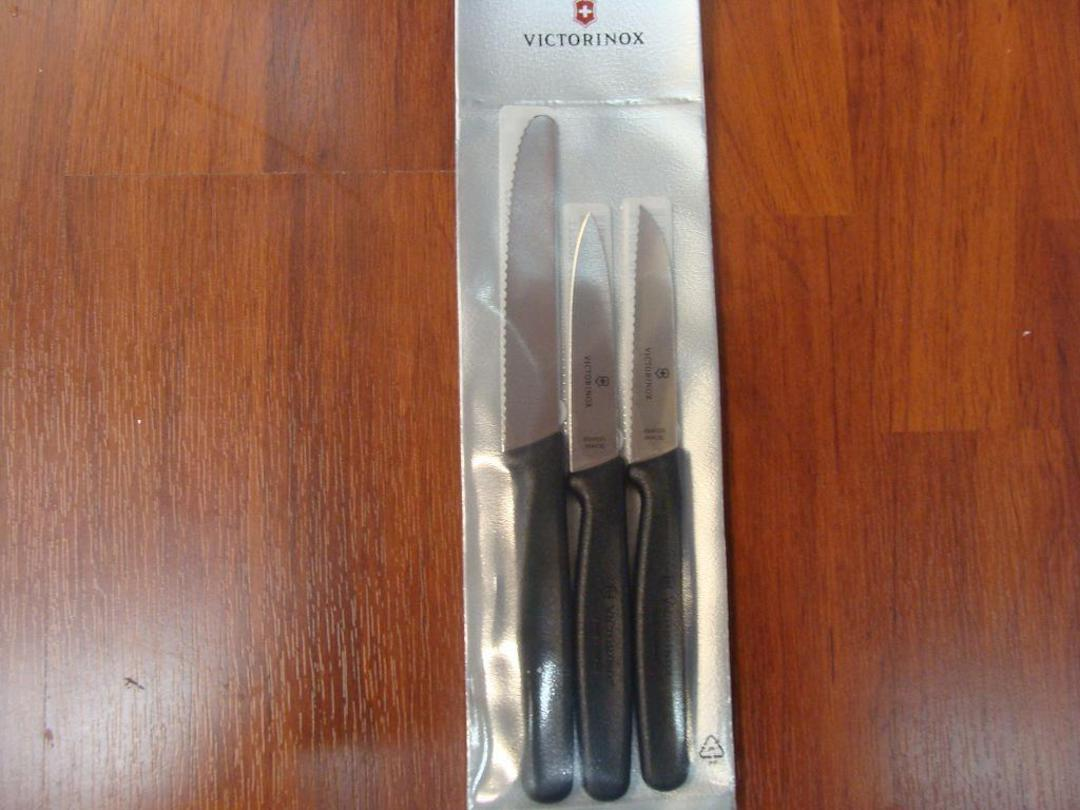 Victorinox Paring Knives Set of 3 image 0
