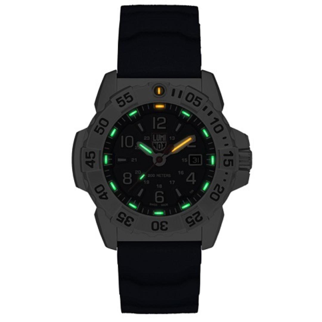 Luminox 3253 Navy Seal Steel Blue Strap Watch image 1
