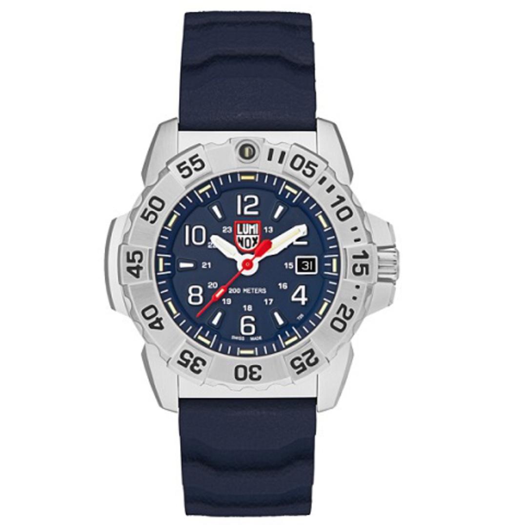 Luminox 3253 Navy Seal Steel Blue Strap Watch image 0