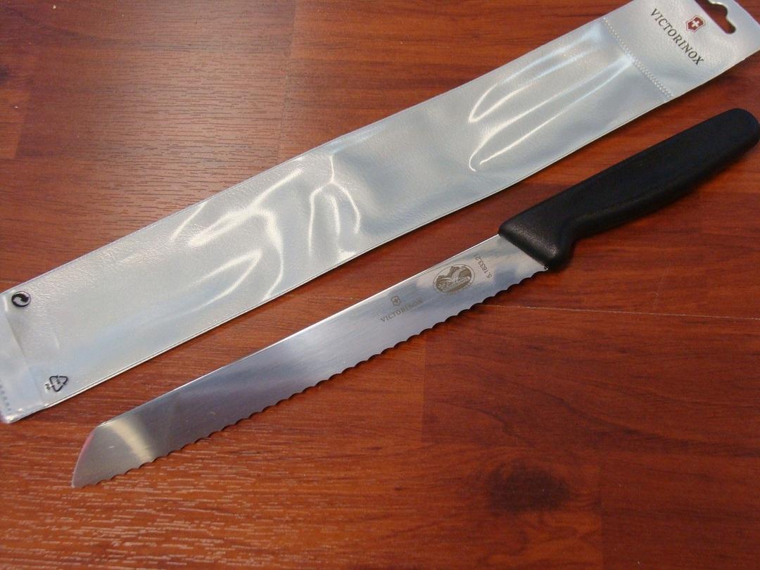 Victorinox Bread Serrated Edge Knife 21cm image 0