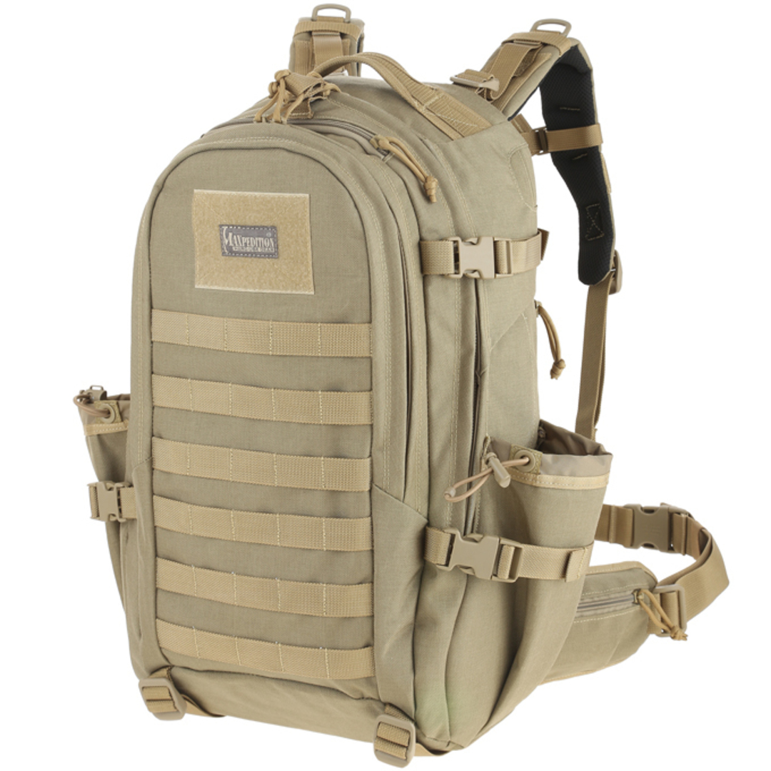 Maxpedition XANTHA INTERNAL FRAME BACKPACK (Large) - Khaki image 0