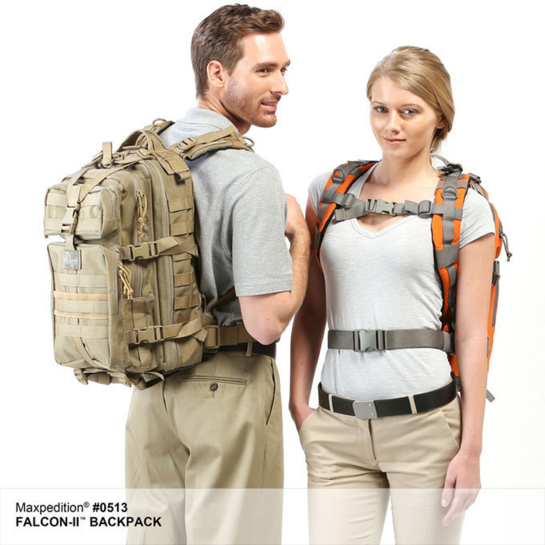 Maxpedition Falcon II Hydration Backpack ~ Black image 8