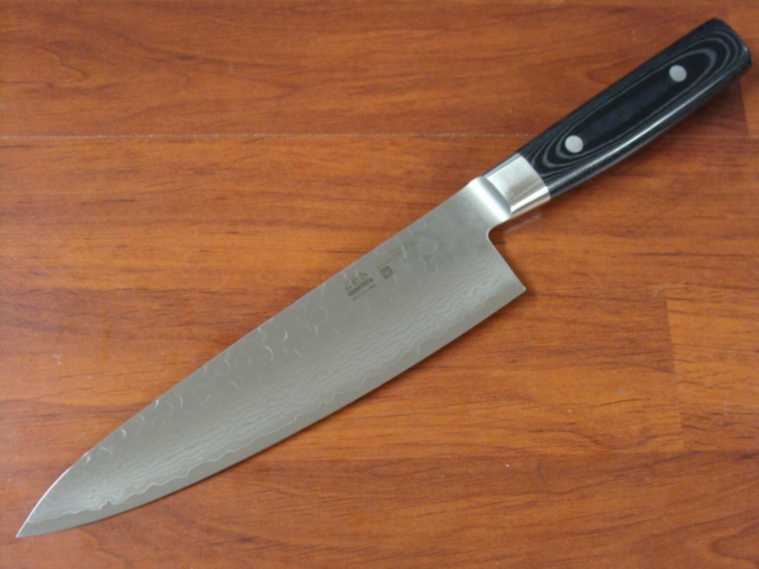 Zen Damascus VG-10 Japanese Chef's Knife 200mm - 37 Layers image 0