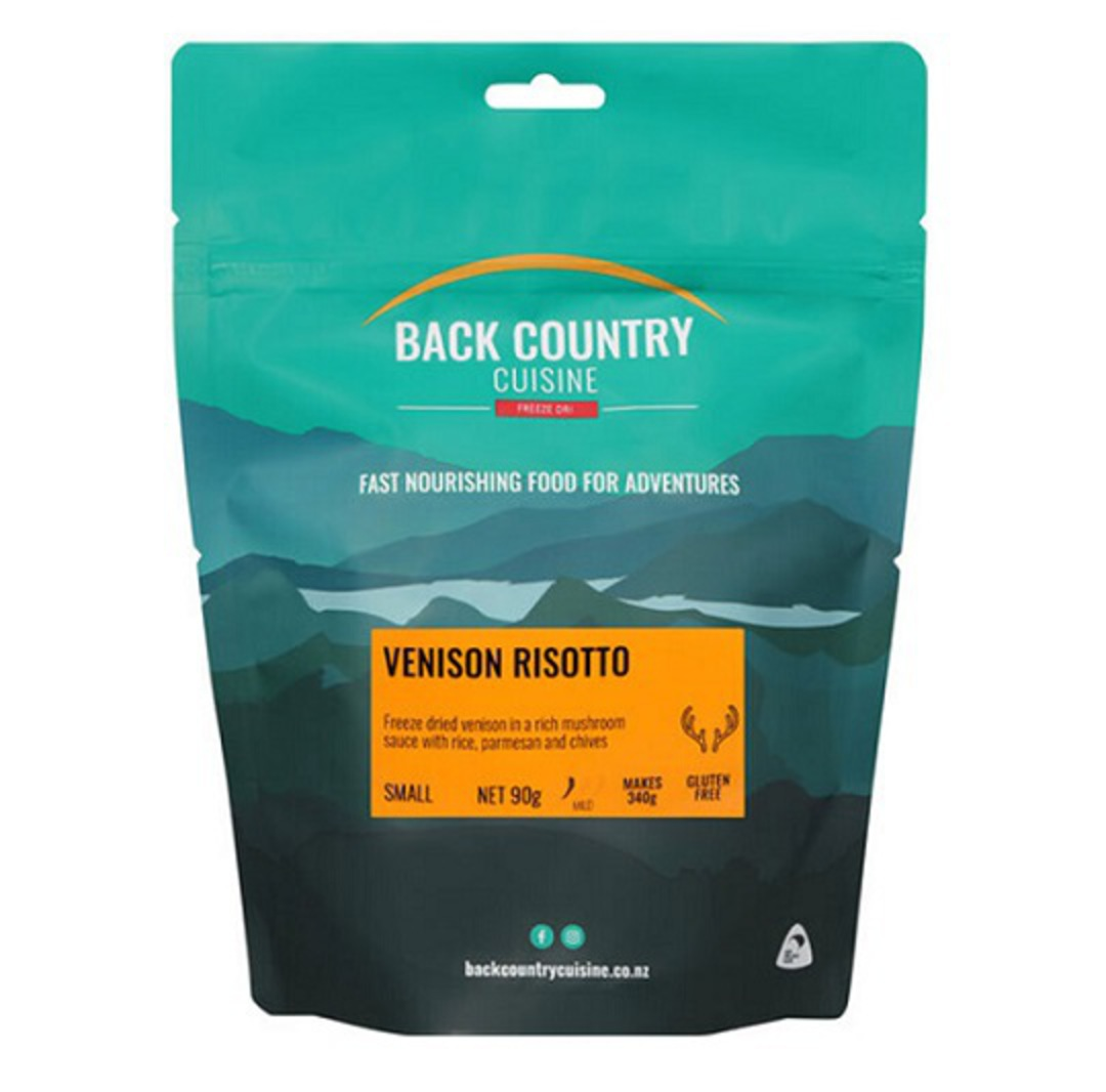 Back Country Cuisine Venison Risotto Gluten Free Small image 0