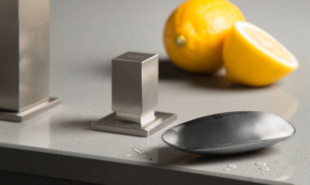 Wusthof Stainless Steel Soap image 1