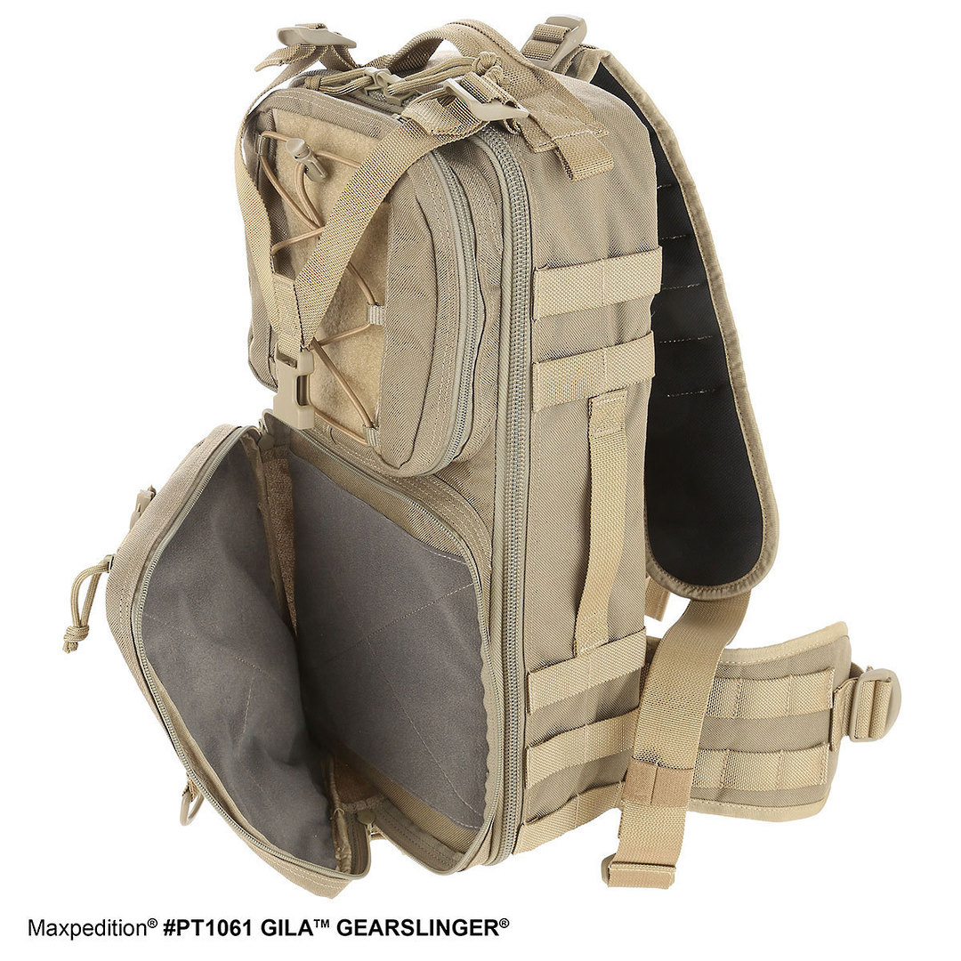 Maxpedition Gila™ Gearslinger - Black image 5