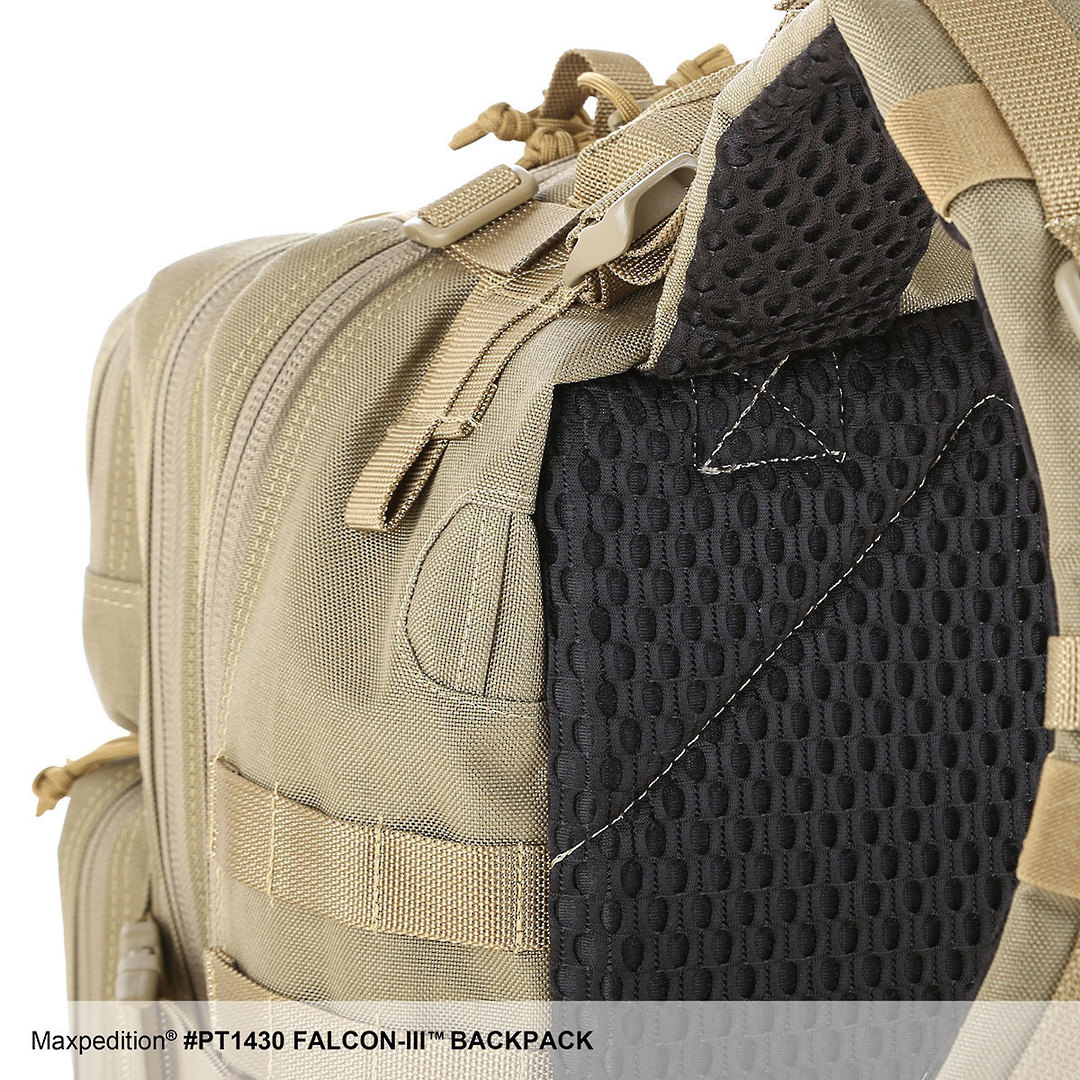 Maxpedition Falcon III Backpack - Black image 9