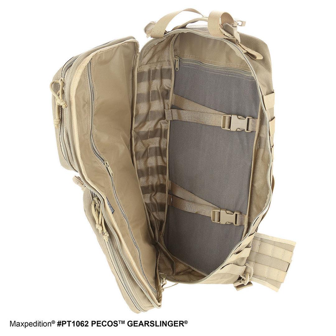 Maxpedition Pecos™ Gearslinger® - Khaki image 7