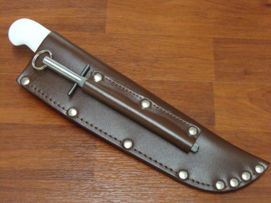 Victory Butcher Knife 17cm Carbon Steel image 2