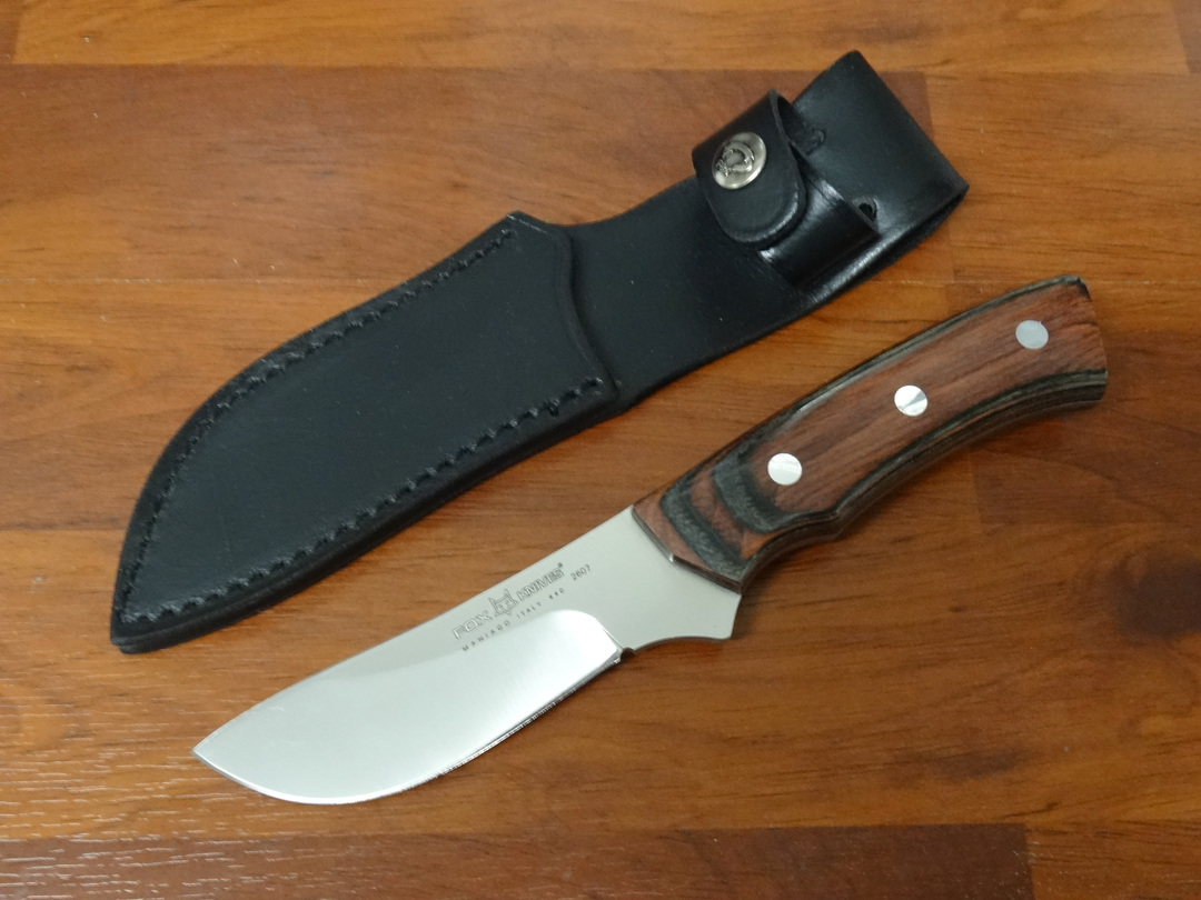 Fox Knives European Hunter Knife FX2607 image 0