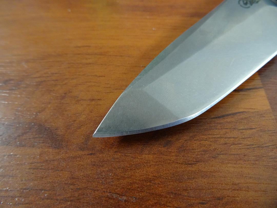 Rick Hinderer Tri-Way XM-18 3.5 Flipper, S45VN Spanto-Stonewash-Black G10 image 1