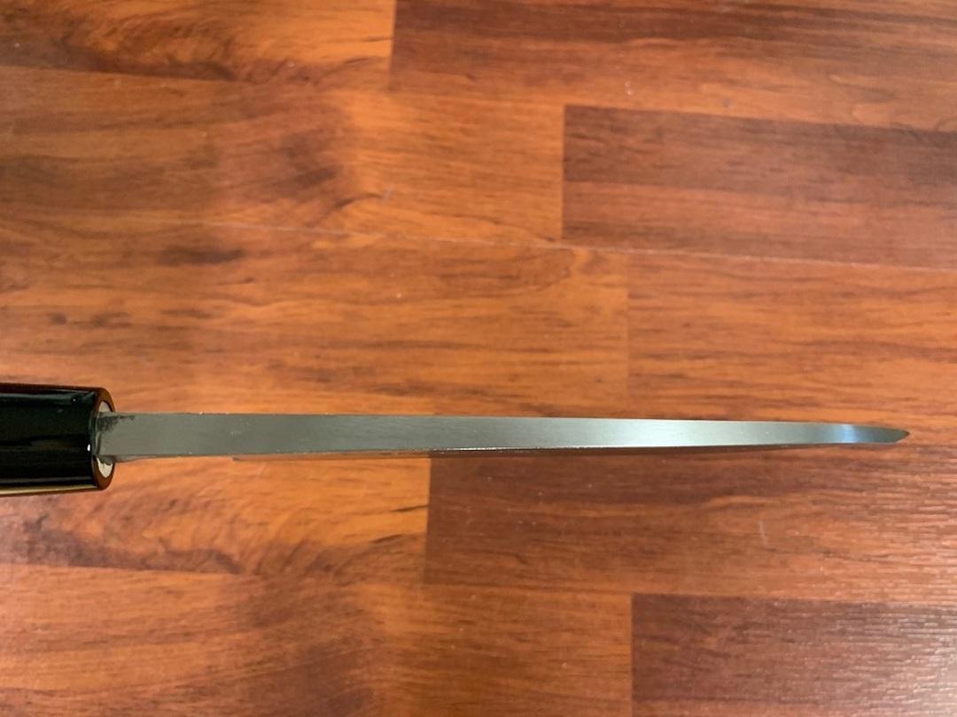 Kaneyoshi Japanese Deba Kitchen Knife 180mm image 3
