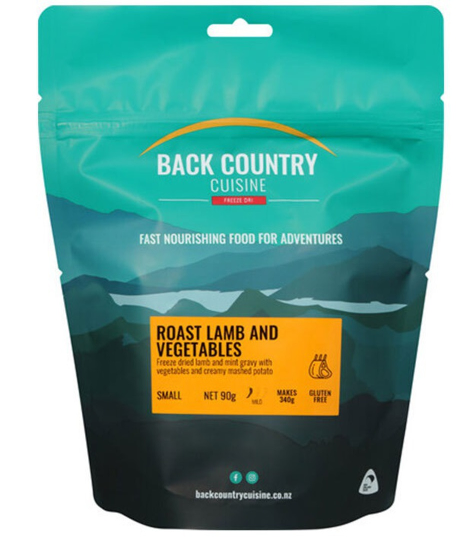 Back Country Cuisine Roast Lamb and Vegetables SMALL image 0