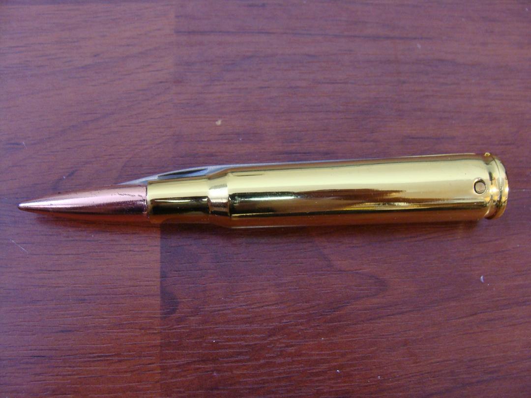 United Cutlery .50 Caliber Bullet Knife image 1
