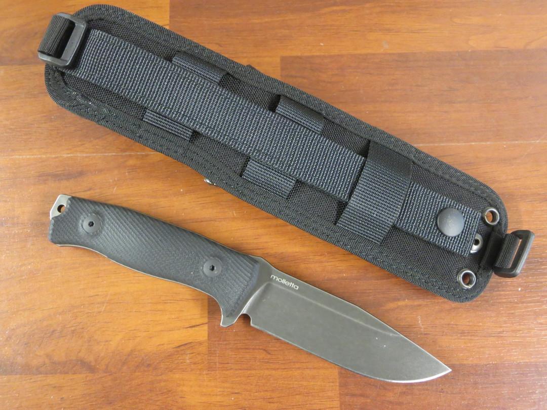 LionSteel M5B G10 - Black blade image 1