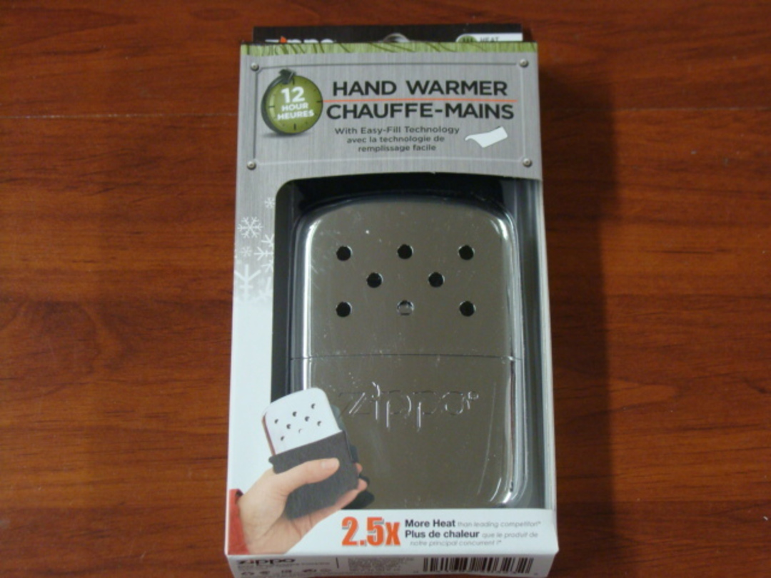 ZIPPO handy Deluxe Hand Warmer image 0
