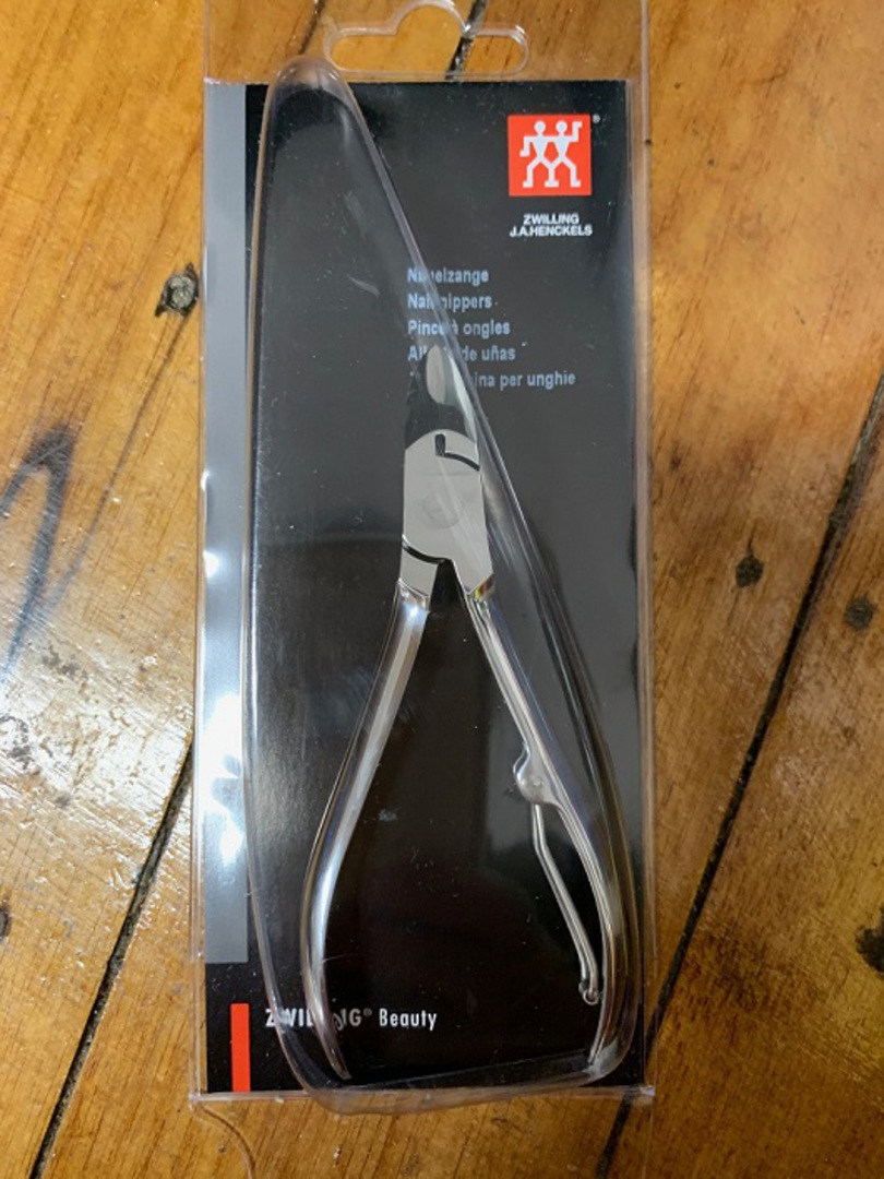 Zwilling J.A Henckels Nail Clippers 110mm image 1